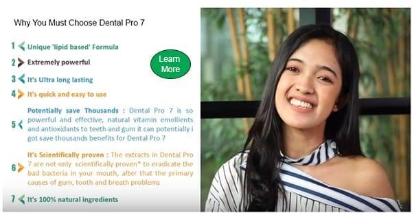 does dental pro 7 work