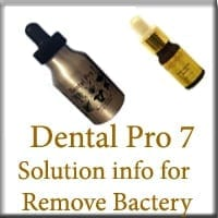 Solution info for Remove Bacteria