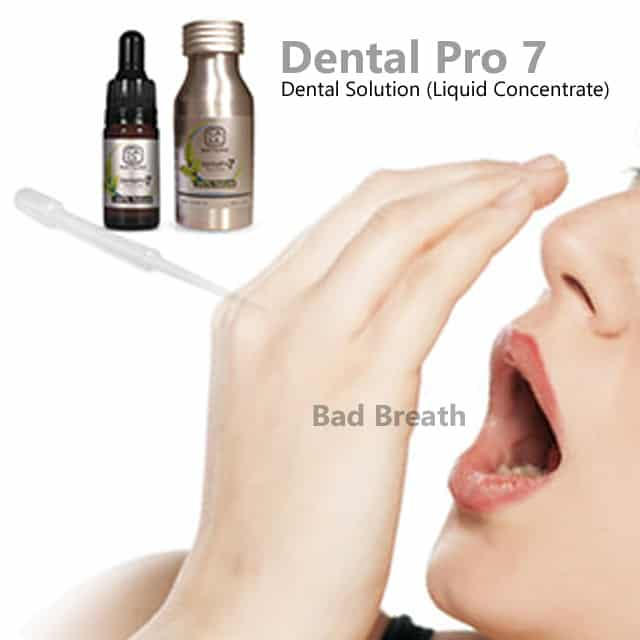 Dental Pro vs Bad Breath