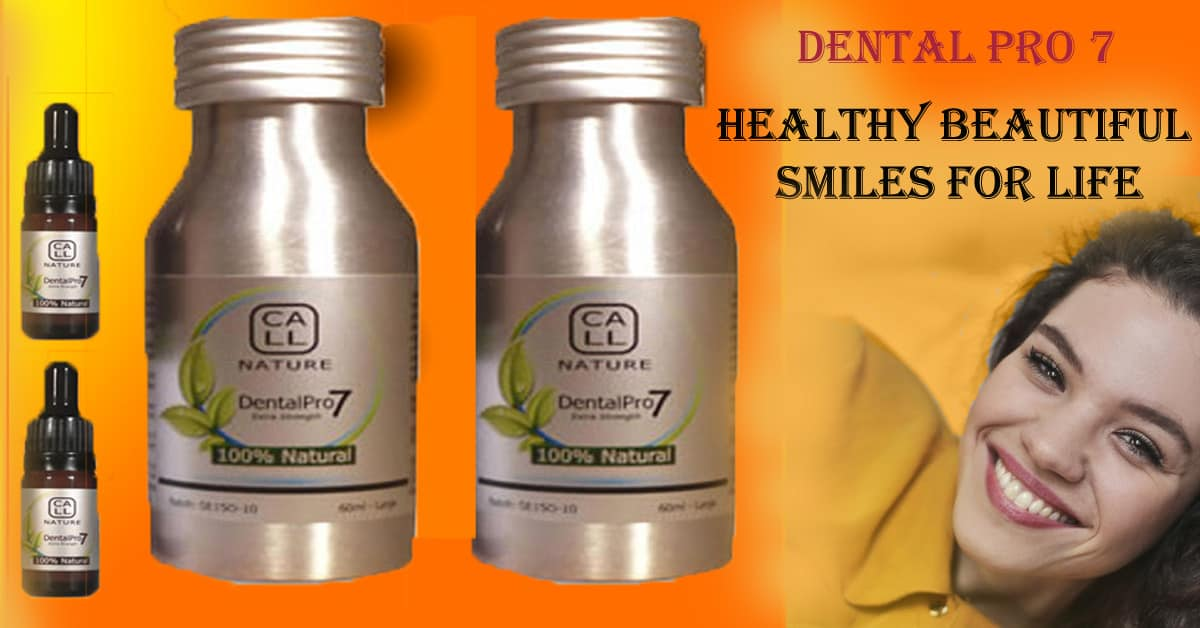 Dental Pro 7 For Teeth And Gum Pain