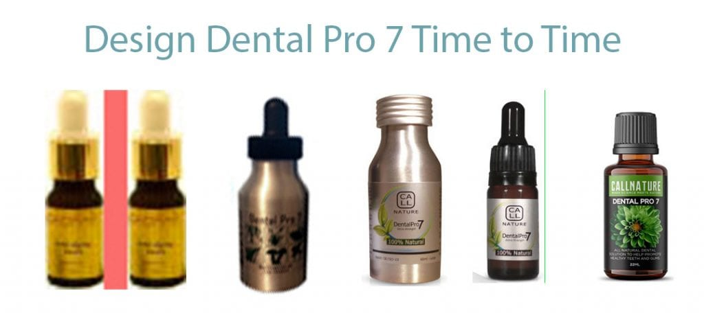 Dental Pro 7 Extra Strength Dental Solution