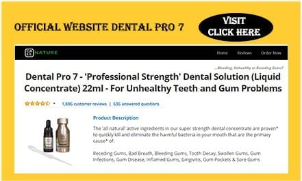 Sell Dental Pro 7 at Butternuts