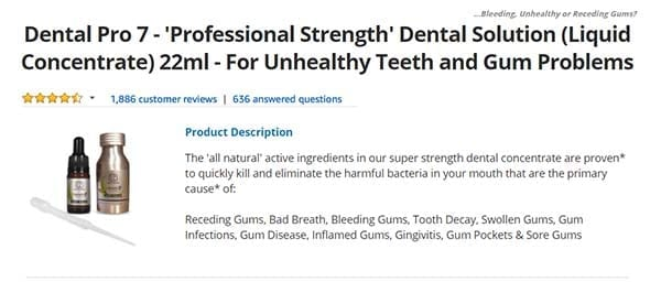 Get Rid of Gum Disease